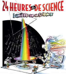 © 24 heures de science