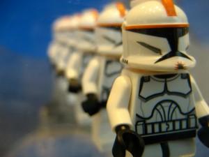 CloneTroopers par Jeremy Keith sur Flickr